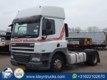 DAF hazardous materials / ADR tractor unit