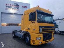 DAF XF 95 430, Steel/Air, Manual, tractor unit