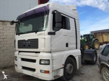 MAN TGA 18.480 XLX tractor unit