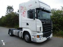 tracteur Scania R 500 4x2 Topline Euro5-EEV 487 tkm Fullservice