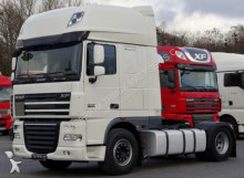 DAF XF 105.410 / SUPER SPACE CAB / FULL ADR / IMPORT tractor unit
