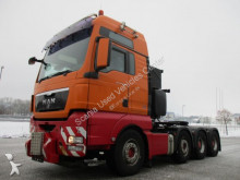 tracteur MAN TGX 41.540 8x4/4 WSK Light TUV NEU!!