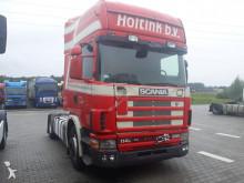 tracteur Scania P114 LA 380