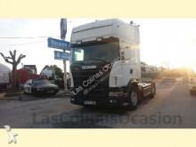 Scania R144 tractor unit