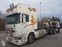 Scania 165/580 tractor unit