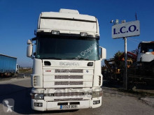 Scania R 124 tractor unit