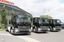 trekker verlaagd Mercedes