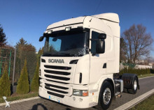Scania G 420 Retarder EURO 5 tractor unit