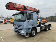 n/a MERCEDES-BENZ - Actros 2644 6x4 Jonsered 2490 Kran tractor unit