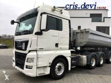 MAN TGX 26.480 6x4 Kipphydraulik Euro 6 tractor unit
