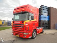 tracteur Scania 164L480 Topline / Manual / /