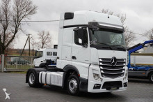 tracteur nc MERCEDES-BENZ - ACTROS / 1845 / MP 4 / E 6 / GIGA SPACE BAKI 1300