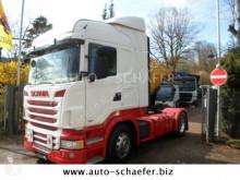 Scania Sattelzugmaschine Gefahrgut / ADR