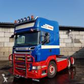 Scania R560 6X2 full air manual retarder tractor unit