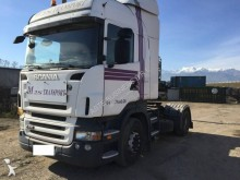 enchères tracteur Scania standard R 420 4x2 Euro 4 occasion - n°2985329 - Photo 1