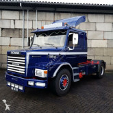 tracteur Scania T 112 intercooler marge