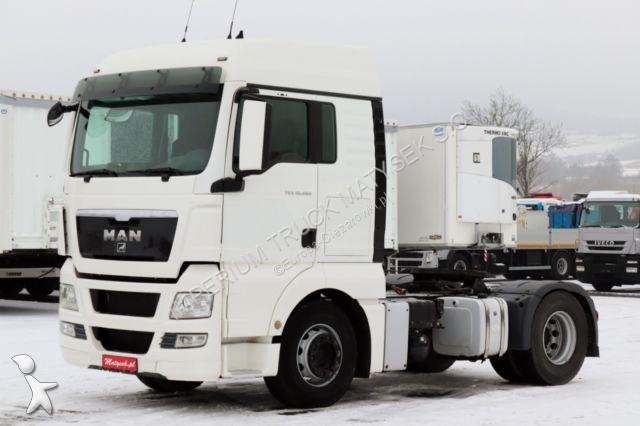 Ciągnik siodłowy MAN TGX 18.480/XLX/RETARDER/TIPPER HYDRAULIC/ EURO 5
