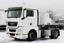 tracteur MAN TGX 18.480/XLX/RETARDER/TIPPER HYDRAULIC/ EURO 5