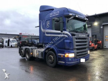 Scania R400 tractor unit