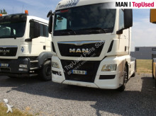 MAN hazardous materials / ADR tractor unit