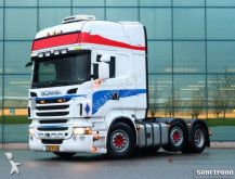 trekker Scania R500 V8 EURO 5 RETARDER TOP CONDITION