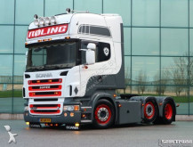 trekker Scania R500 V8 EURO 5 MANUAL GEARBOX FULL AIR RETARDER