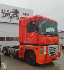 Renault Magnum 440 DXI, Steel / Air, Manual tractor unit