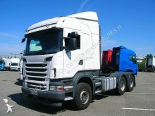 Scania exceptional transport tractor unit