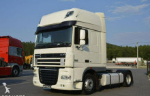 DAF XF 105.460 Euro 5 ATE Manual Low deck Mega Super Space Cab tractor unit