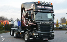 Scania R 560 V8 Topline E5 6x2 Dop. Masa 66.T tractor unit