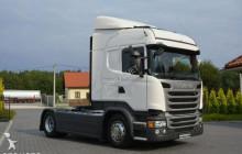 Scania R 410 Euo 6 E6 / Highline Steamline tractor unit