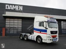 MAN TGX 33.480 tractor unit