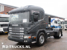 tractor Scania P