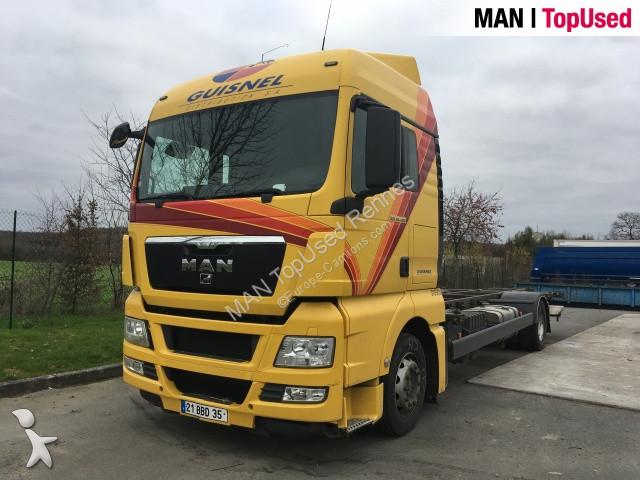 Tracteur MAN 18.400 4X2 LL-U