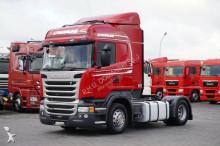 tracteur Scania R 450 / SCR / EURO 6 / RETARDER / BAKI 1400 L