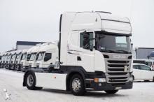 tracteur Scania R 410 / SCR / EURO 6 / RETARDER / BAKI 1400 L