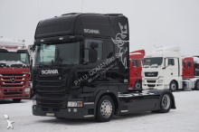 tracteur Scania R 410 / EURO 6 / LOW DECK / RETARDER / MEGA / ACC