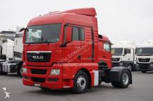 cabeza tractora MAN TGX / 18.480 / EURO 5 / XLX / PEŁNY ADR / AUTOMAT