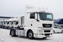 ciągnik siodłowy MAN TGX / 18.480 / EURO 5 / XLX / AUTOMAT