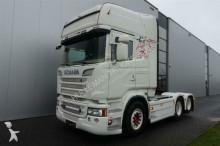 tracteur Scania R520 V8 6X2 TOPLINE RETARDER EURO 6