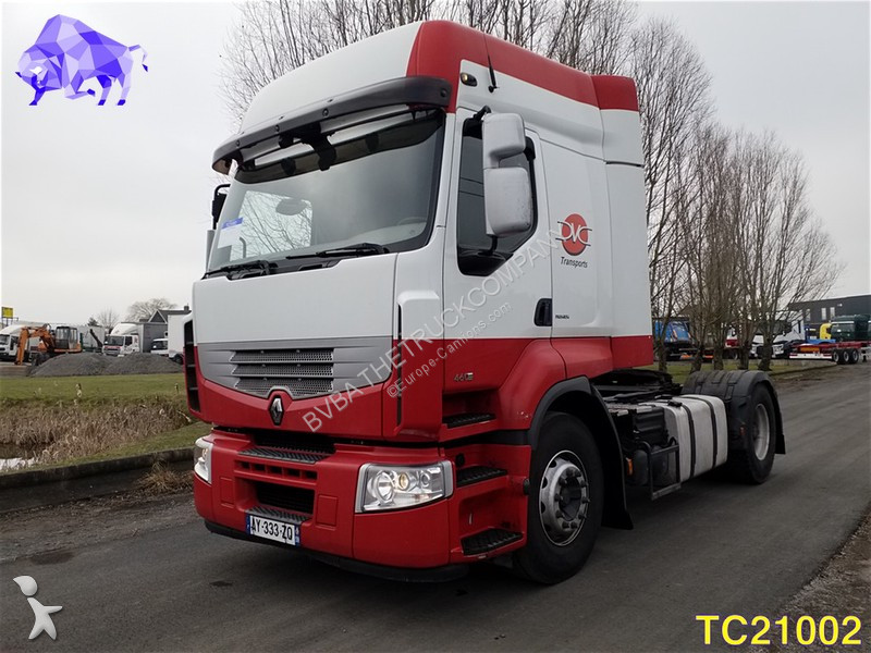 Tracteur Renault