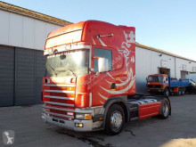Scania 124-420 Topline (MANUAL GEARBOX) tractor unit