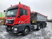 MAN TGX 18.440 4x4 SZM Hydrodrive - Kipphyd. Euro 6 tractor unit
