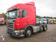 Scania G400 6x2/4 Highline Euro 5 Retarder tractor unit
