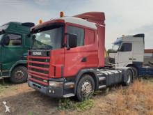 tracteur Scania P 124