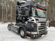 Scania R440 EURO 5 HIGHLINE NOWE OPONY RETARDER 2011 ROK IDEALNA !! tractor unit