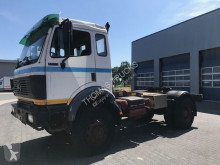 Mercedes 1735 V8 - - Atlas 16 - 4 + 2, Kran Crane (German Truck TUV) tractor unit