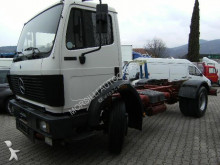 cap tractor Mercedes