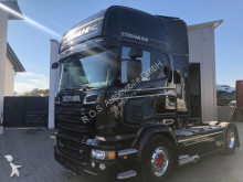 tracteur Scania 520 V8 Euro6 Vollausstatung Retarder 1A Zustand