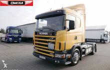 Scania 420 Pełen Adr FL. I właściciel od nowości tractor unit